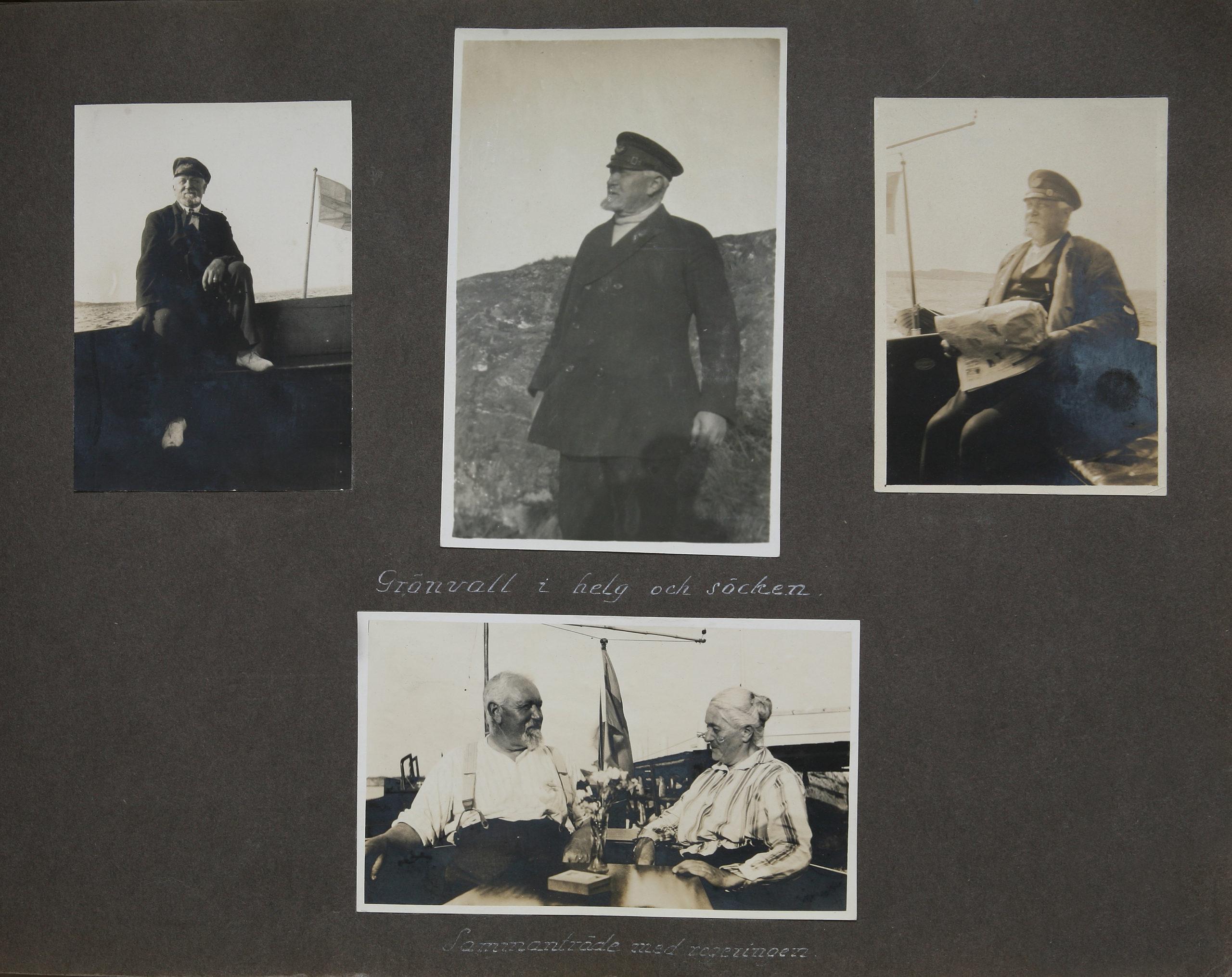 Fotoalbum GMS 1920-1950